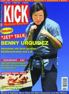 Benny Urquidez on KICK