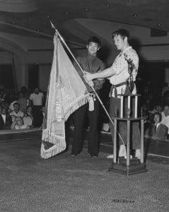 Bruce Lee and Joe Lewis