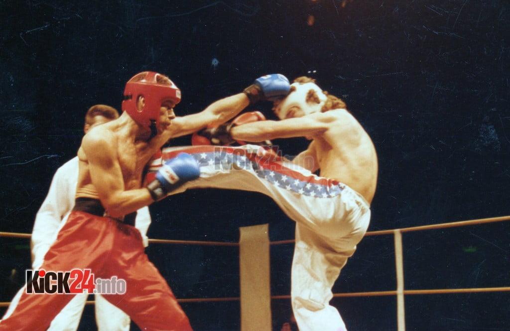 dorsey kickboxing