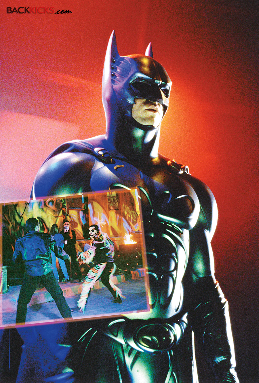 Batman Forever With Don Wilson