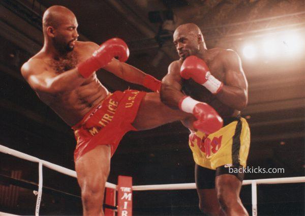 Maurice Smith vs. Alex Desir