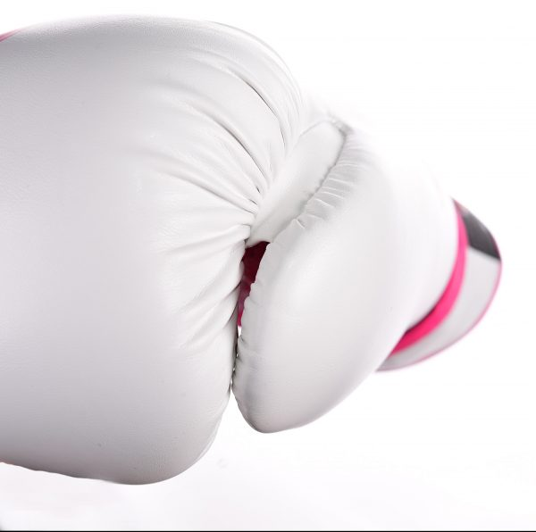 white pink thumb